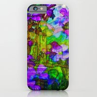 iPhone Cases featuring Le village by Lydia Cheval