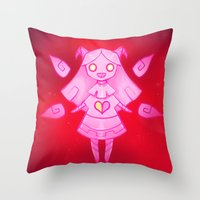 The Pact Throw Pillow