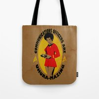 Uhura-mazing Tote Bag