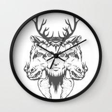 GOD II Wall Clock