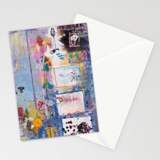 It's opener out there in the wide open air Stationery Cards