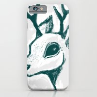 Sketchy Deer iPhone 6 Slim Case