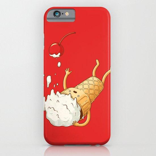 Ice Cream Fall iPhone & iPod Case