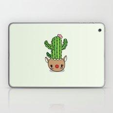 Cute Cactus Rudolph! Laptop & iPad Skin
