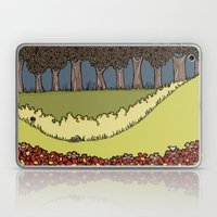 Flowers to Grass to Trees Laptop & iPad Skin