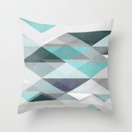 Nordic Combination 1 X Throw Pillow