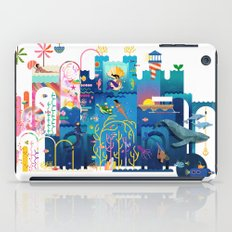 Royals (Sea) iPad Case