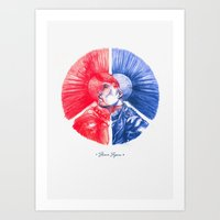 ☮ Piece for Peace  Art Print