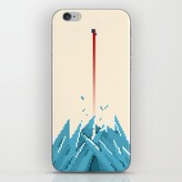 Fortress Of Solitude Bre… iPhone & iPod Skin