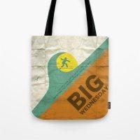 Big Wednesday Tote Bag