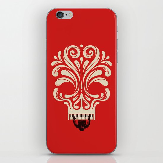 Killer Tune iPhone & iPod Skin