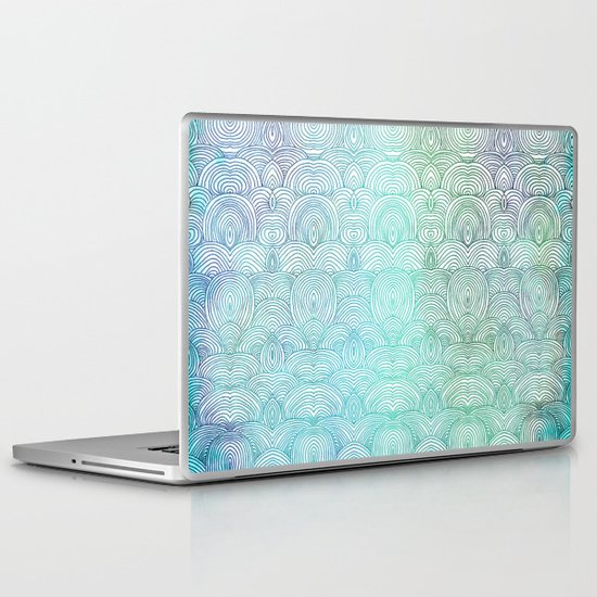 Up In The Sky Laptop & iPad Skin