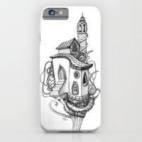 Castle In The Sky iPhone 6 Slim Case