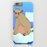 iPhone & iPod Case featuring Holy Cow by Laura Brightwood