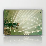 Laptop & iPad Skin featuring The Light Pours Out Of M… by Jesse Treece