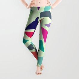 Leggings - Geometric Pattern - KAPS Studio
