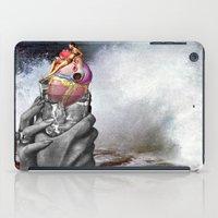 Heart On The Rocks iPad Case