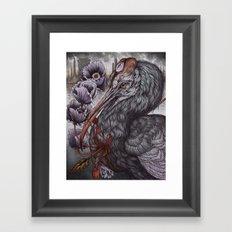 Lazaret Art Print Framed Art Print