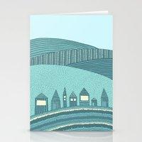 Where Seven Dwarfs Live Stationery Cards