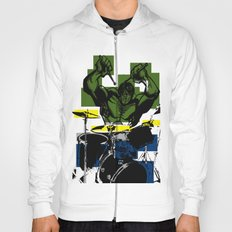 Smash the Drums... Hoody