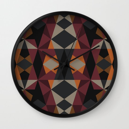 Mirror Wall Clock