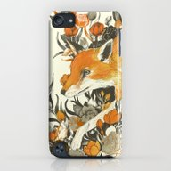 Fox In Foliage iPod touch Slim Case