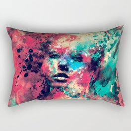 Rectangular Pillow - Metamorphosis - RIZA PEKER
