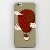 The Kiwi Learns to Fly iPhone & iPod Skin