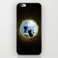 Hole In One Arnold! iPhone & iPod Skin