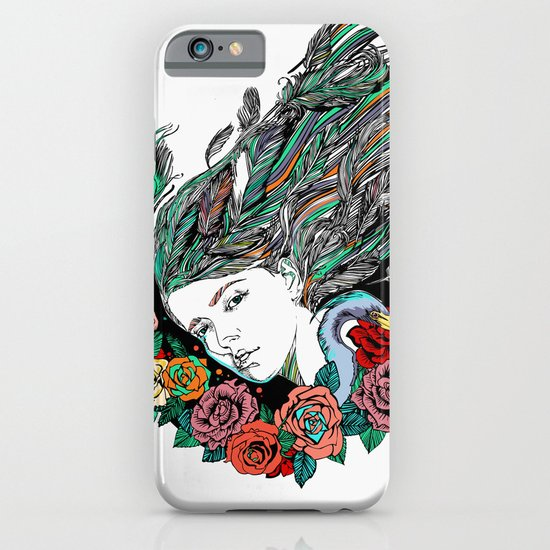 Feather Dream iPhone & iPod Case