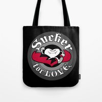 Sucker For Love Tote Bag
