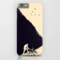 iPhone & iPod Case featuring Freedom Seeker by nicebleed