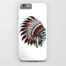 Indian Skull iPhone 6 Slim Case