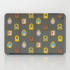 Classy Muffins Pattern iPad Case