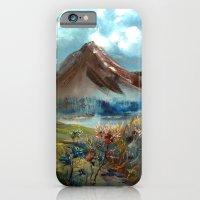 iPhone & iPod Case featuring masal dağı by Atalay Mansuroğlu