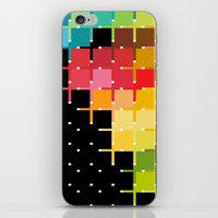 Color Chips iPhone & iPod Skin