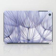 Dandelion in Blue iPad Case