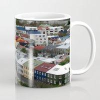 Reykjavik, Sweet. Mug