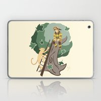 Stuck in a Tree Laptop & iPad Skin