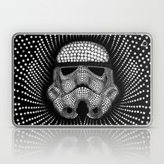 Trooper Star Circle Wars Laptop & iPad Skin