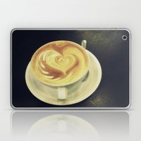 Latte Love ~ Coffee Laptop & iPad Skin
