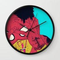 Thudd! Wall Clock