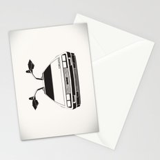 Delorean DMC 12 / Time machine / 1985 Stationery Cards