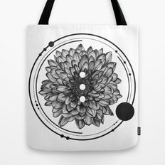 Elliptical I Tote Bag
