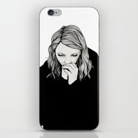 Eliot iPhone & iPod Skin