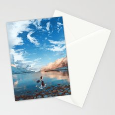 These young dreams are all we breathe Stationery Cards