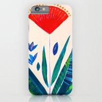 iPhone & iPod Case featuring Mandragola by Silvia Robertelli