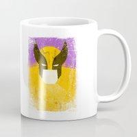 Logan grunge Mug