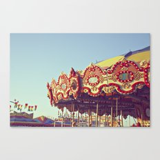 Carnival Fun Canvas Print