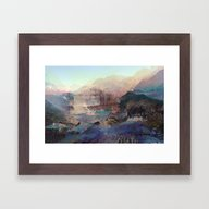 Untitled 20140511x Framed Art Print
